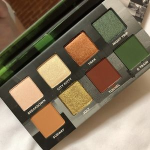 Urban Decay On The Run Mini Eyeshadow Palette